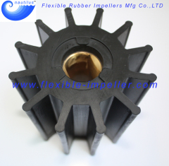 Flexible Rubber Impellers for SCANIA 1785018 Marine Engine JOHNSON F9B905 Pump