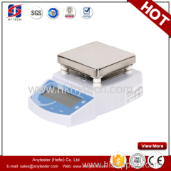 Laboratory Hotplate Magnetic Stirrer