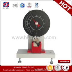 Notched Charpy Impact Strength Tester
