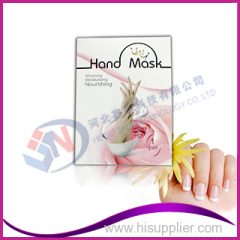 2016 Best sale Moisturizing and Nourishing Hand Glove Mask