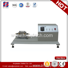 New Geotextile Abrasion Resistance Tester