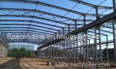 Prefab light steel building warehouse steel structure workshop