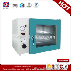 Vacuum Desktop Drying Oven