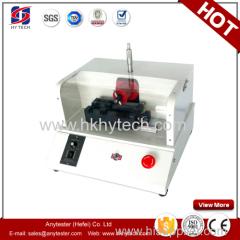 Automatic Plastic Sample Notcher