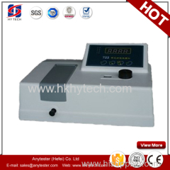 Desktop Accurate Visible Spectrophotometer