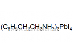 (C6H5CH2CH2NH3)2PbI4 (PEA2PbI4)