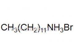 CH3(CH2)11NH3Br