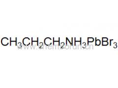 CH3CH2CH2NH3PbBr3 (PAPbBr3)