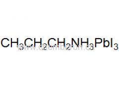 CH3CH2CH2NH3PbI3 (PAPbI3)