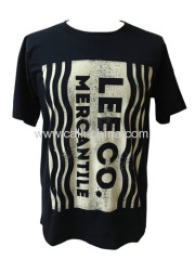 Men's Round-neck T-shirt
