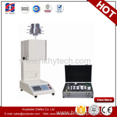 Melt Flow Index Tester for enginneering plastics