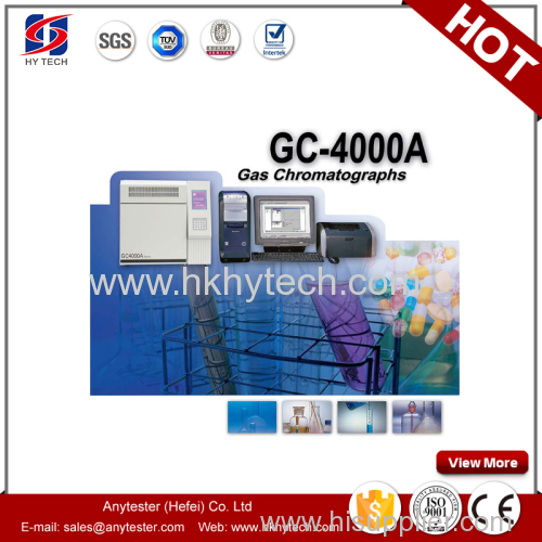 GC-4000A Precision Gas Chromatography