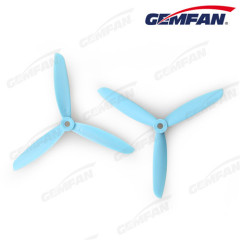 5045 glass fiber nylon Props with 3 blades for adult rc toys airplane CW CCW