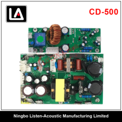 Class D High Power Professional Power Amplifier CD500