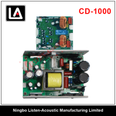 Class D High Power Professional Power Amplifier CD1000