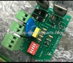 OTIS elevator parts brake coil PCB DVBRKU2.2