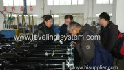 Professor Ma from Nanjing University of Science and Technology  visit our company