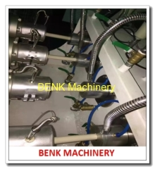 Four Cavities Pipe Extrusion Line for PVC Electric Conduit Pipe