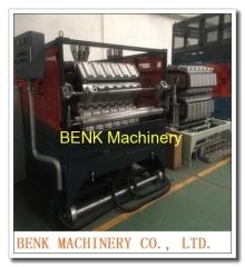 PVC dakpan extrusie machine