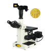 Lab Equipment Trinocular Inverted Metallurgical Microscope