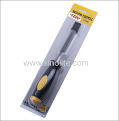 Wood working chisel for professional users