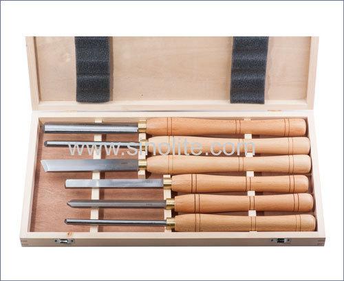 6pcs Wood Carving Chisel for Carpenter