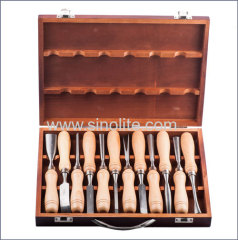 12pcs Wood Carving Chisel