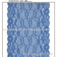 Jacquard nylon 18.5cm Galloon Lace for underwear