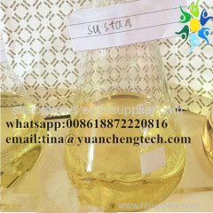 Bodybuilding Testosterone Anabolic Steroid High Purity Test Sustanon 250