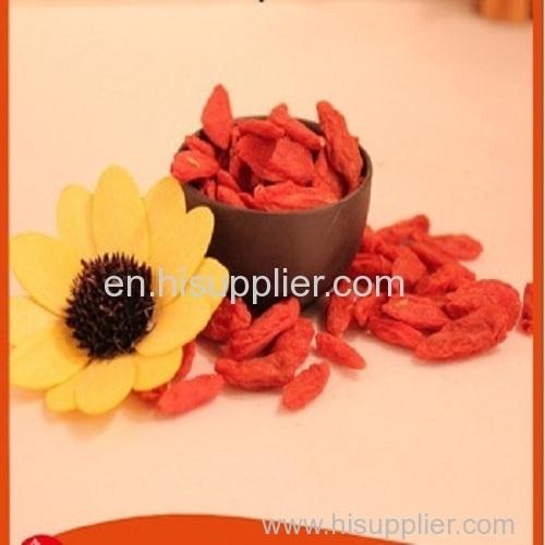 dried chinese red organic medlar