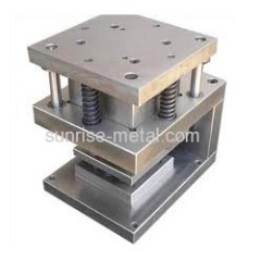 Aluminum mould mould design