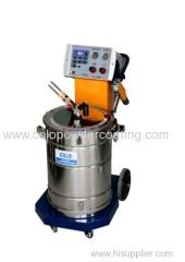 Digital Display Electrostatic Powder Coating Spray Machine