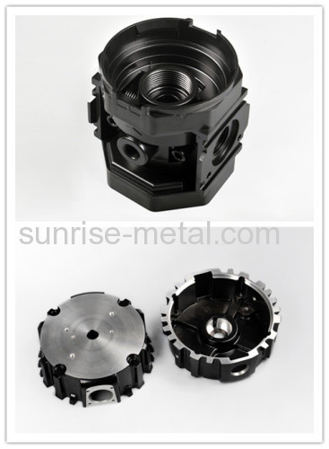 Fast mold manufacturing with Cavity material H13