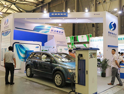 Charging Station for GBT/20234 Electric Vehicle in Chinese cities