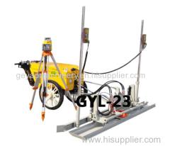 Walk-behind Concrete Laser screed GYL-23 (fully hydraulic type)