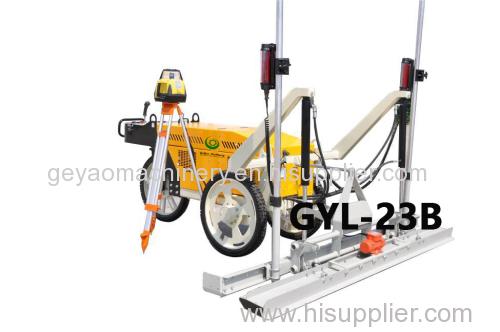 Walk-behind Concrete Laser screed GYL-23B (fully hydraulic type)