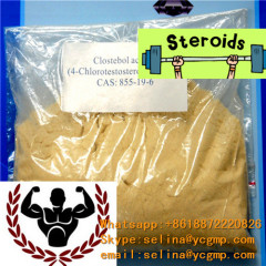 Health Anabolic Steroid for Bodybuilding Clostebol Acetate