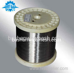 300 series stainless steel wire for wire rope 0.15--3.55mm