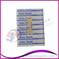 fine quality nasal strips with oem service in competitive price