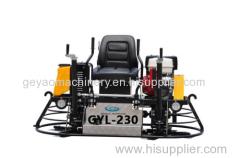 Ride- on hydraulic Concrete Trowel WITH HONDA GX690 ENGINE