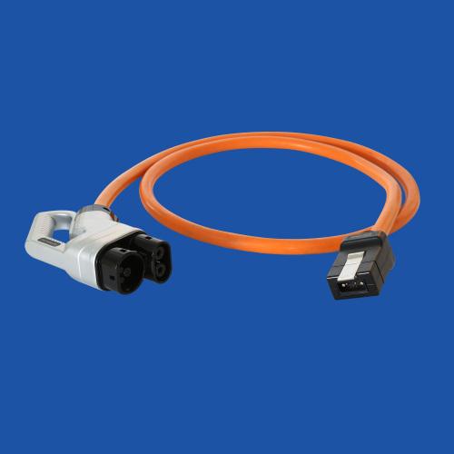 CCS Combo 2 EV Plug