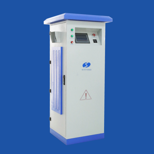 50KW CCS Combo EV Charger