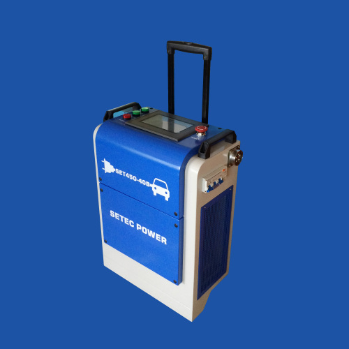 20KW CCS CHAdeMO Portable Charger