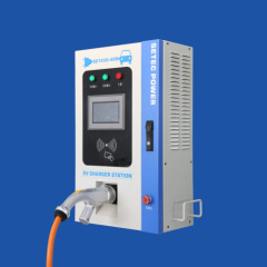20KW CCS Wall-mounted Charger