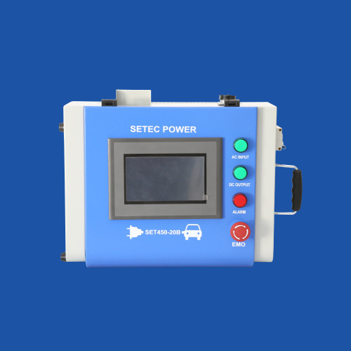 10KW CCS CHAdeMO Portable Charger
