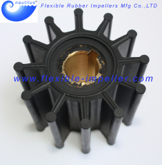 Water Pump Flexible Rubber Impellers Replace Sherwood Impeller 15000K