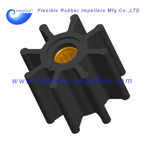 Water Pump Flexible Rubber Impeller for C-Power Diesel Engines