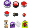 Press button music box with sound module for toys