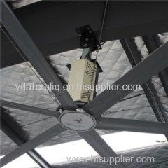 Industrial Heavy Duty Hot Air Exhaust Roof Ventilation Big Fan