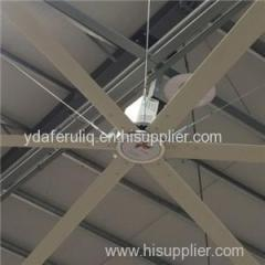 Industrial Warehouse Ventilation Centrifugal Air Extractor Ceiling Fan